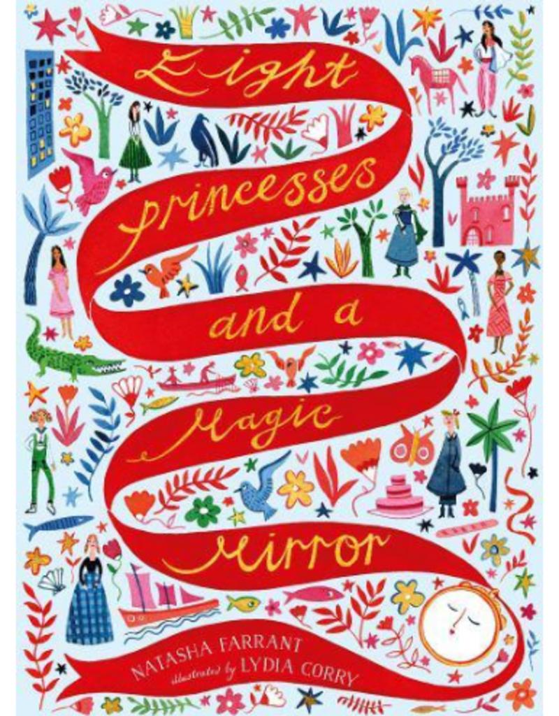 WW NORTON EIGHT PRINCESSES AND A MAGIC MIRROR