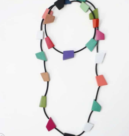 MULTICOLOR EVERLY STATEMENT NECKLACE