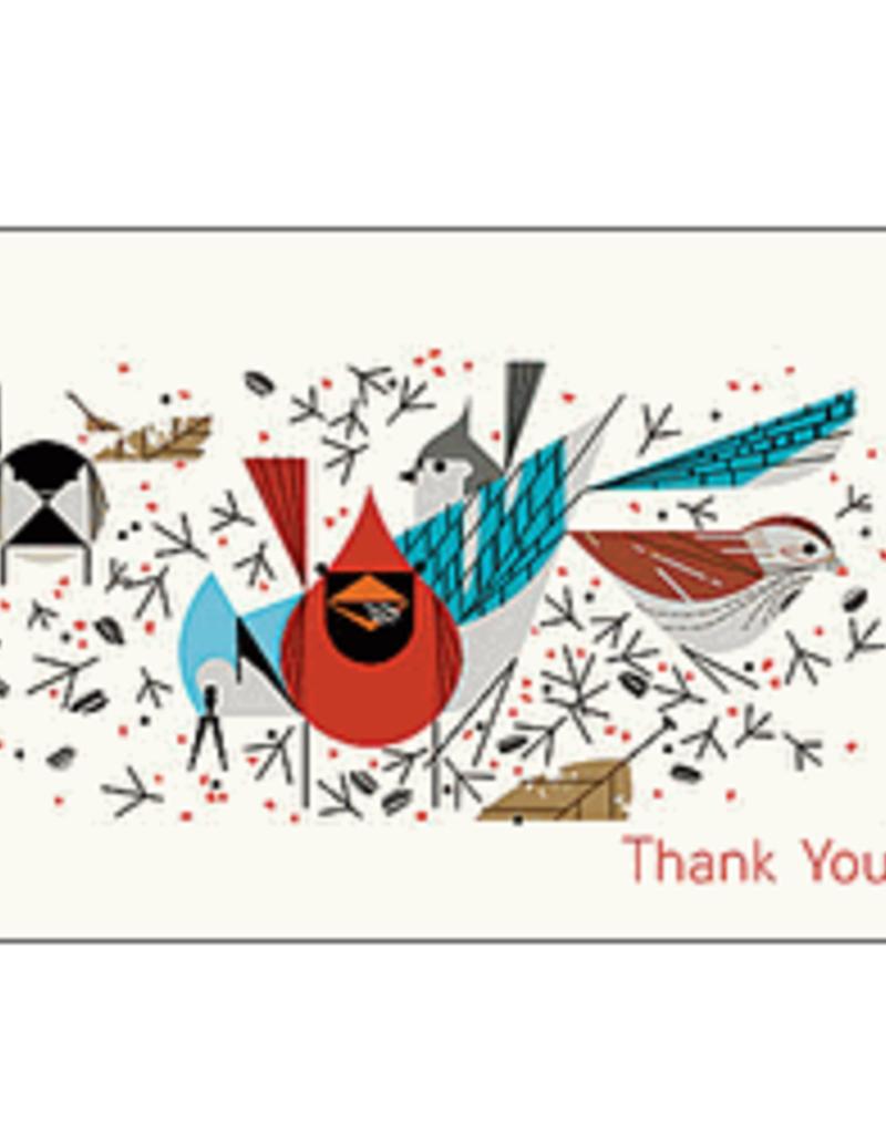CHARLEY HARPER: BIRDFEEDERS TY NOTES