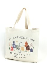 THIS IS HOME ST ANTHONY PARK MN BAG