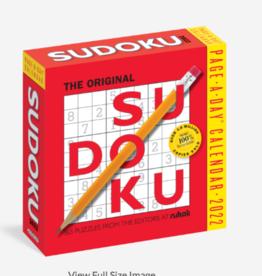 THE ORIGINAL SUDOKU CALENDAR