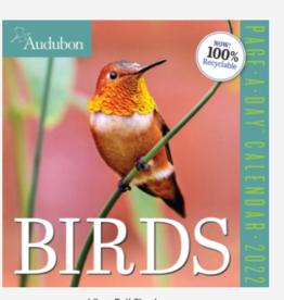 AUDUBON BIRDS CALENDAR
