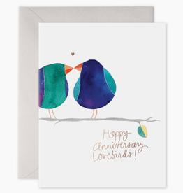LOVEBIRDS ANNIVERSARY CC