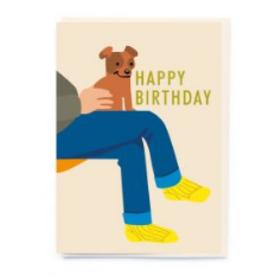 NOI PUBLISHING DOG ON LAP CC