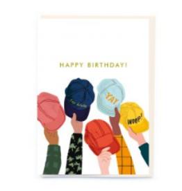 NOI PUBLISHING HAPPY BIRTHDAY FOIL CC