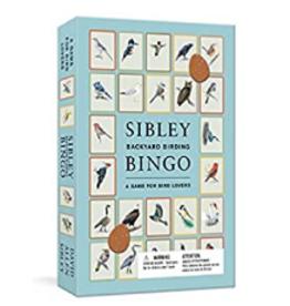 SIBLEY BCKYARD BIRDING BINGO