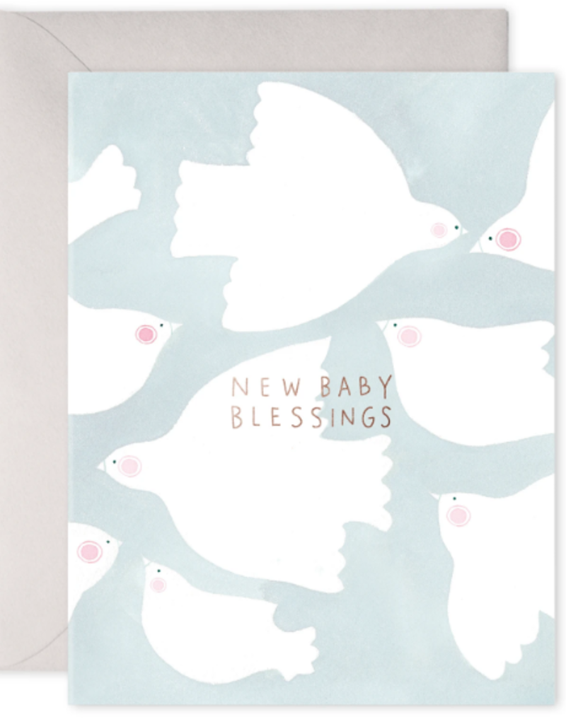 NEW BABY BLESSINGS CC