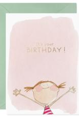 IT'S YOUR BIRTHDAY CC