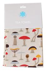 MUSHROOM TEA TOWEL