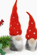 THE CRAFTY KIT COMPANY NORDIC GNOMES FELTING KIT