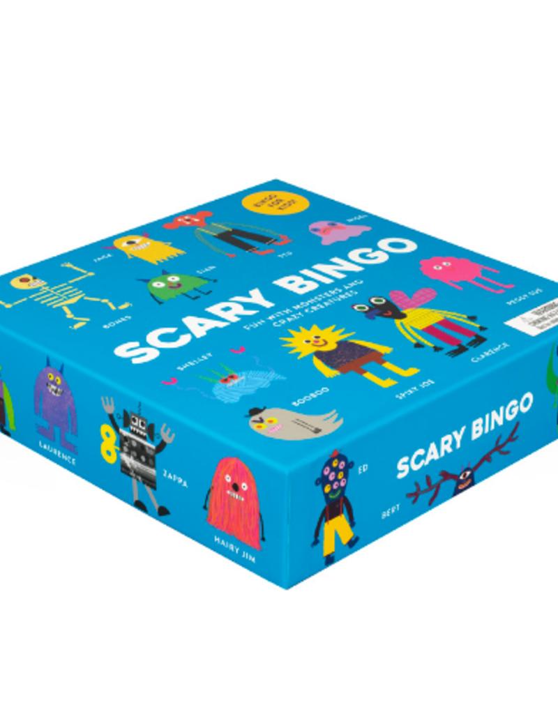 SCARY BINGO