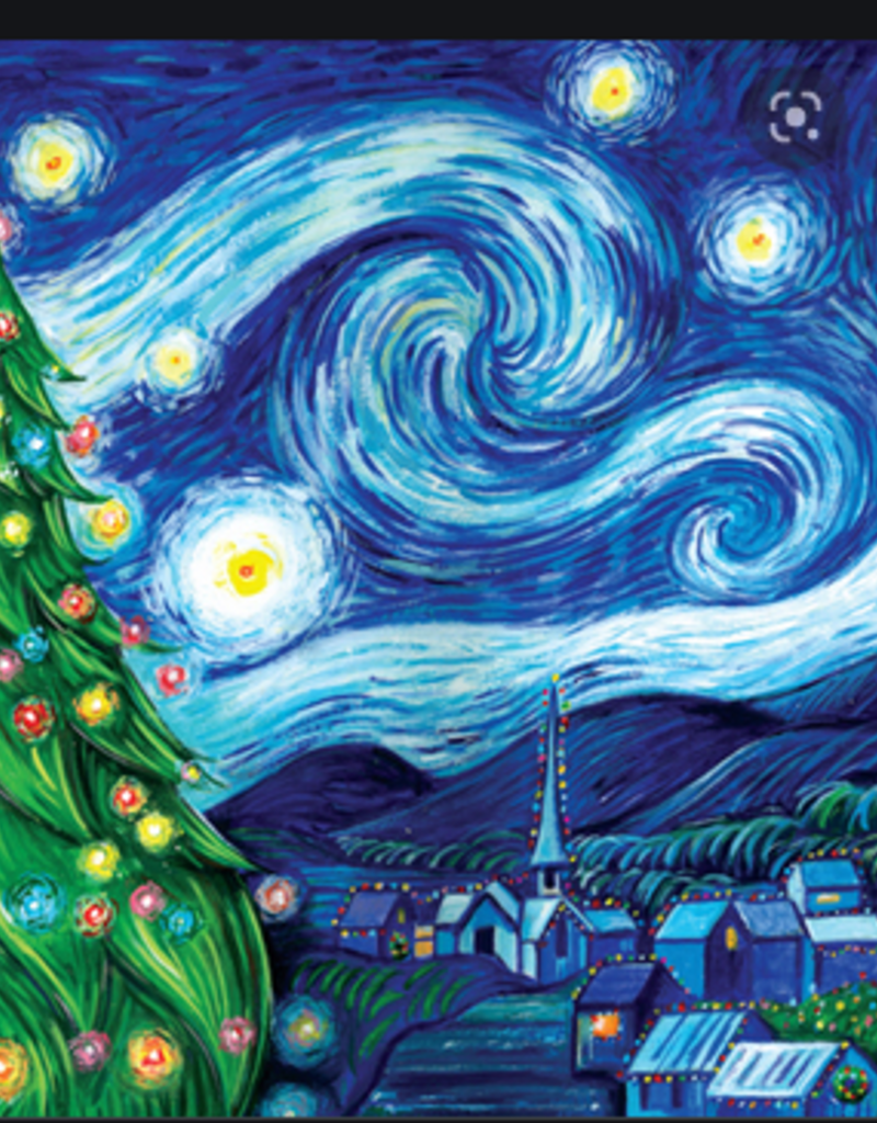 SILENT NIGHT HOLIDAY CARDS BOXED