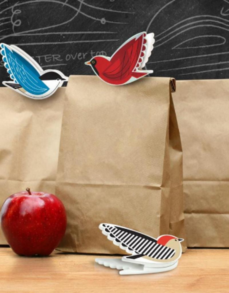BIRD BAG CLIPS