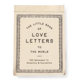 150 LOVE LETTERS TO THE WORLD