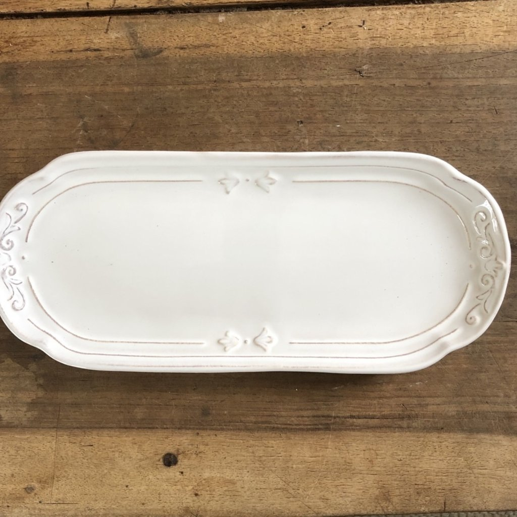 Ella Oval Platter - Small