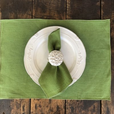 Ravenna Linen Placemat - 7 Colors