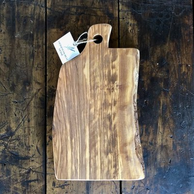 Olive Wood Serving Board Rectangular - 2 sizes