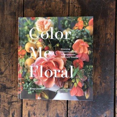 Chronicle Books Color Me Floral
