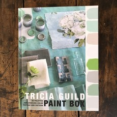 Chronicle Books Paint Box Tricia Guild