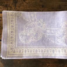 Linen Hemstitch Tea Towel