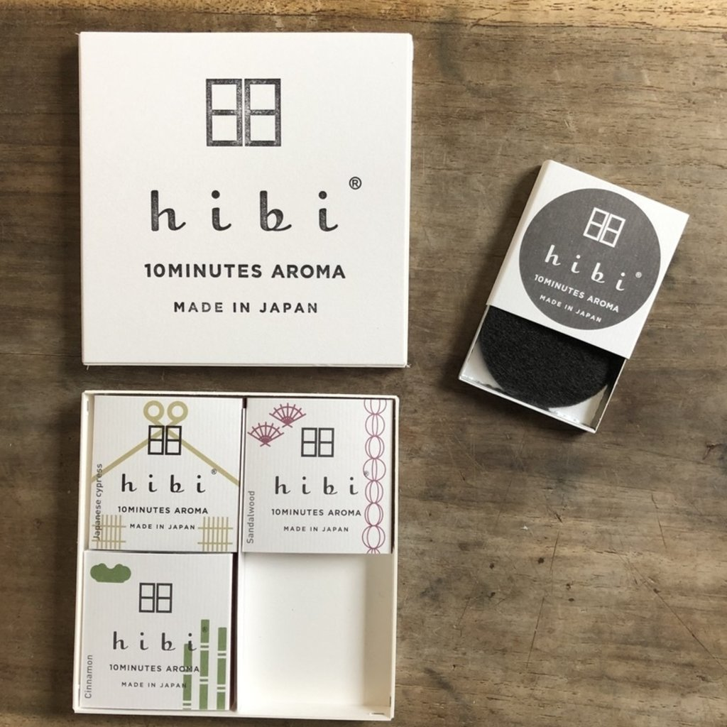Hibi Gift Box - 3 scents