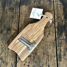 Olivewood Cheese &  Truffle Cutter