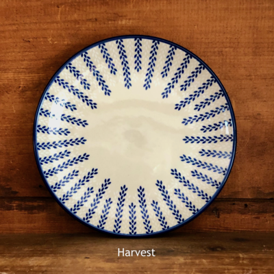 Luisa Salad Plate - 5 Patterns