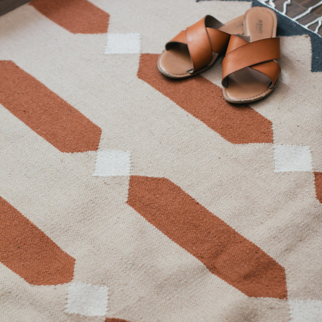 Kilim Rugs - 4 Patterns & 3 sizes