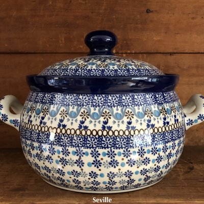 Bunzlau Castle Luisa Soup Tureen - 2 Patterns