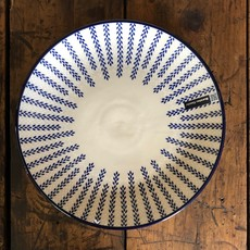 Luisa Dinner Plate by Bunzlau Castle
