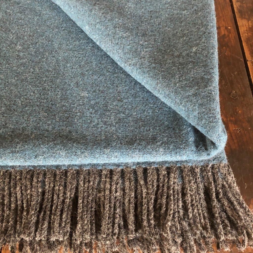100% Wool - Larkspur