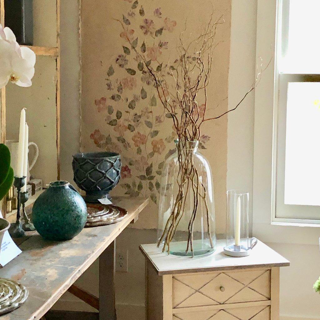 Artisanal Glass Vase - Large