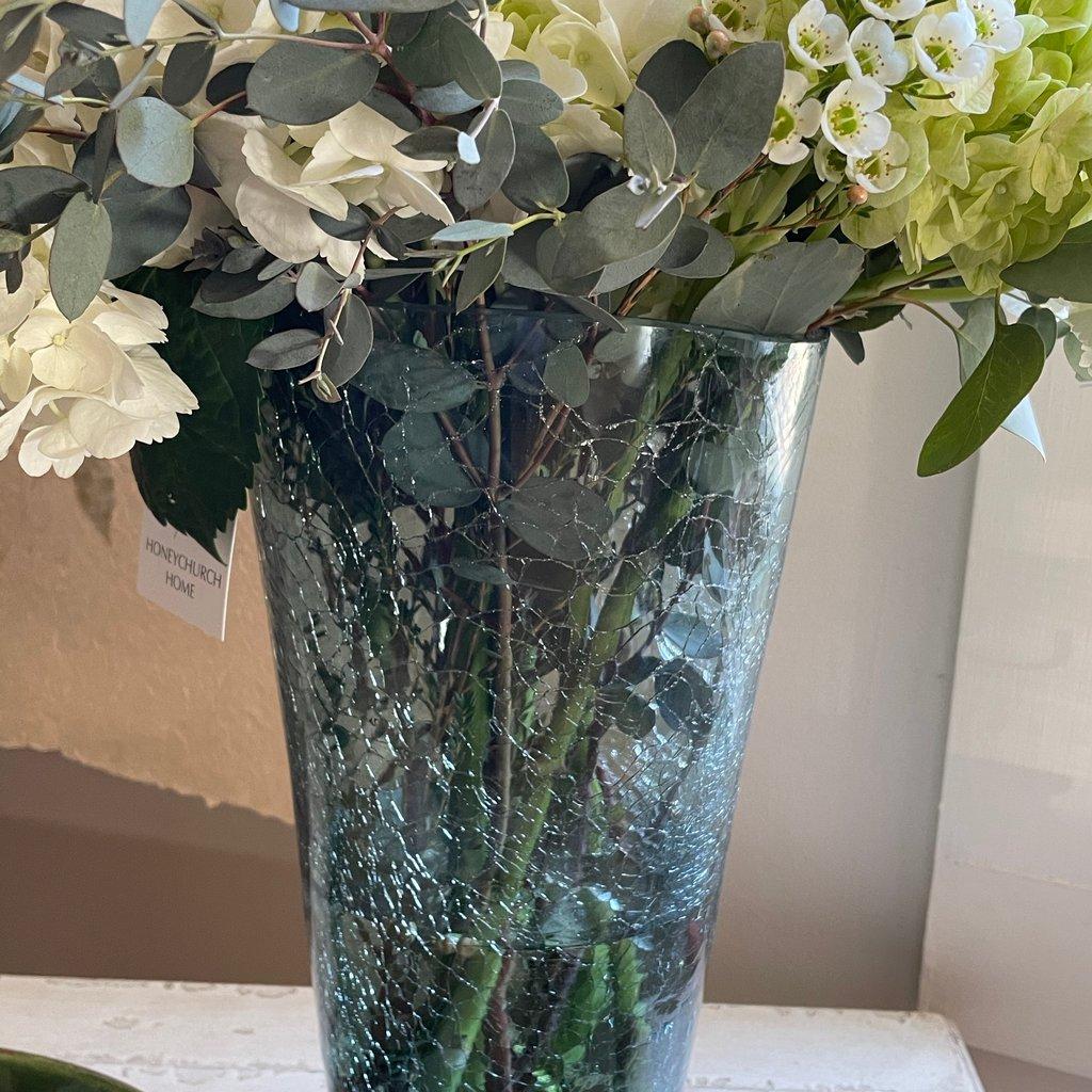 Cristal Etrutia Venezia Vase