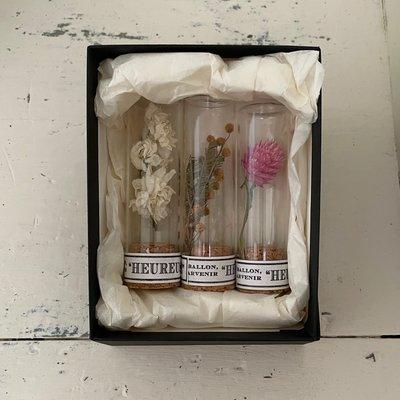 Japanese Flower Tube Gift Sets