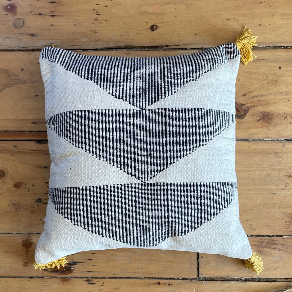 Cascade Kilim Pillow