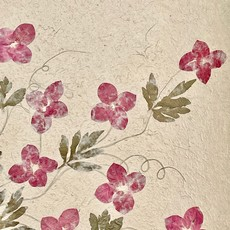 Flower Paper 24x35 - Deep Pink