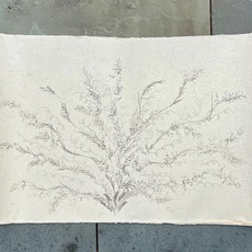 Flower Paper 38x59 - Seeds of Rice