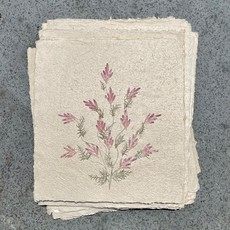 Flower Paper - 20x18 - Pale Pink