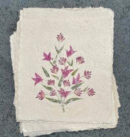 Flower Paper 20x18 - Dark Pink