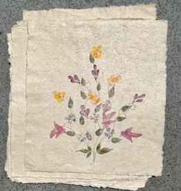 Flower Paper - Multi Color