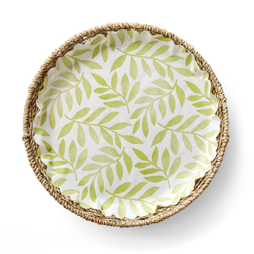 Seagrass Plates - Set of 4
