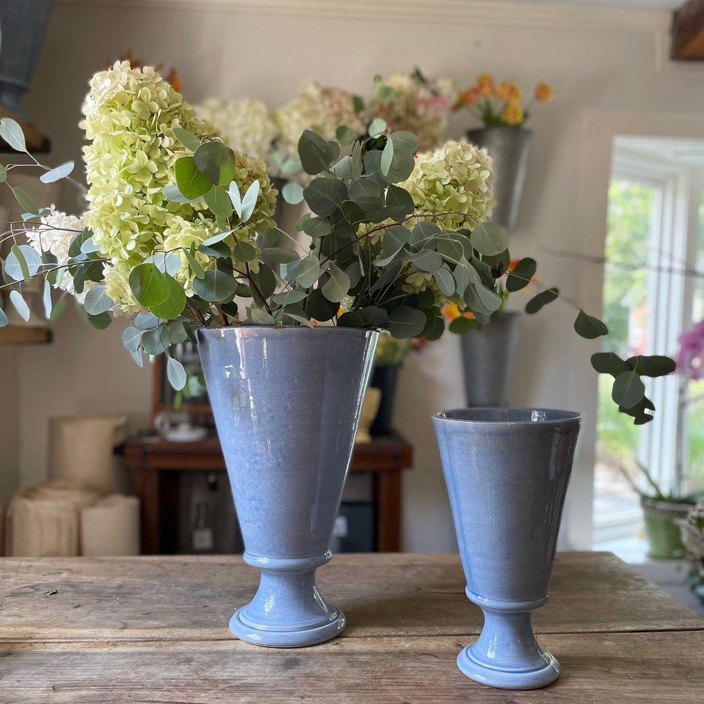Chatham Vase Medium - Lt. Blue