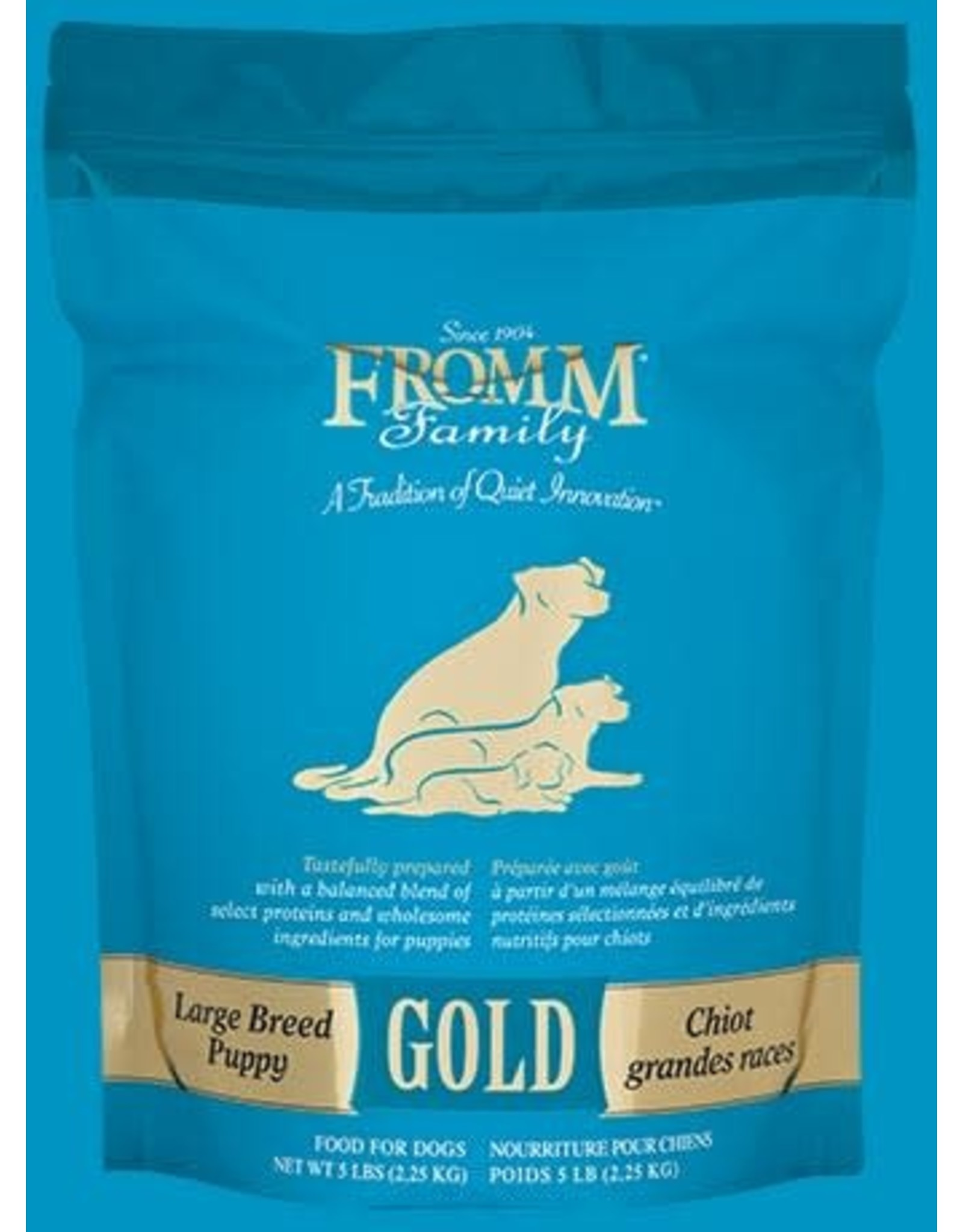 Fromm Fromm Dog Large Breed Puppy Gold