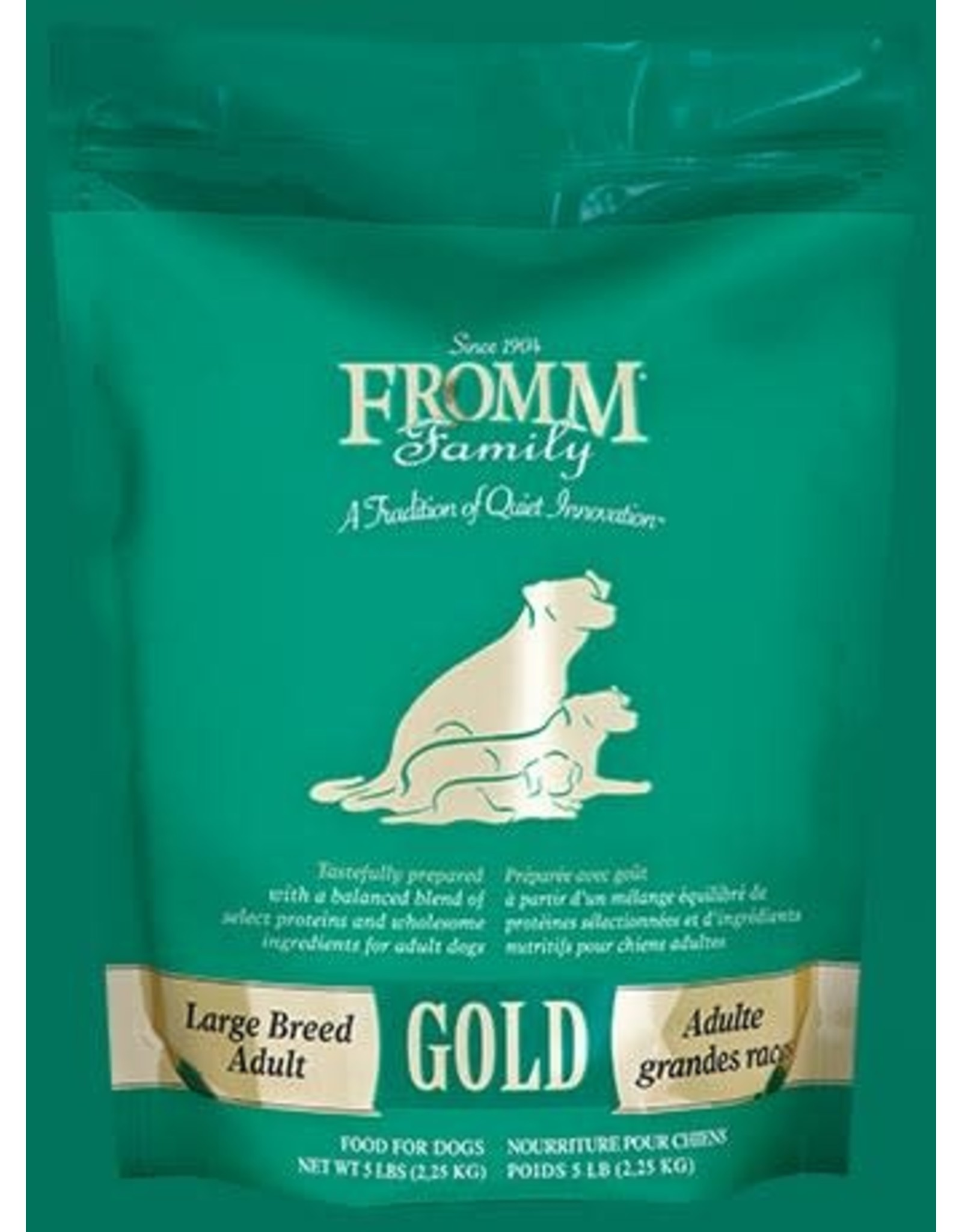 Fromm Fromm Dog Large Breed Adult Gold