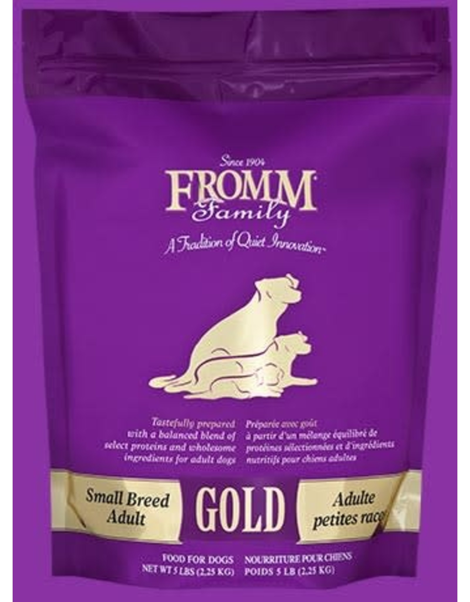 Fromm Fromm Dog Small Breed Adult Gold