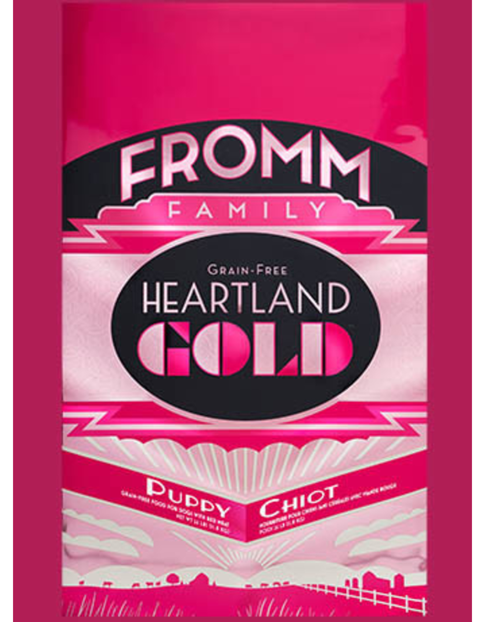 Fromm Fromm Heartland Gold Puppy Small/Medium Breed