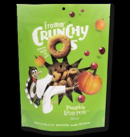 Fromm Fromm Dog Crunchy O's Pumpkin 6oz