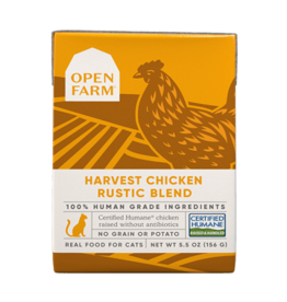 Open Farm Open Farm Harvest Chicken 5.5oz