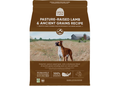 Ancient Grains for Dogs