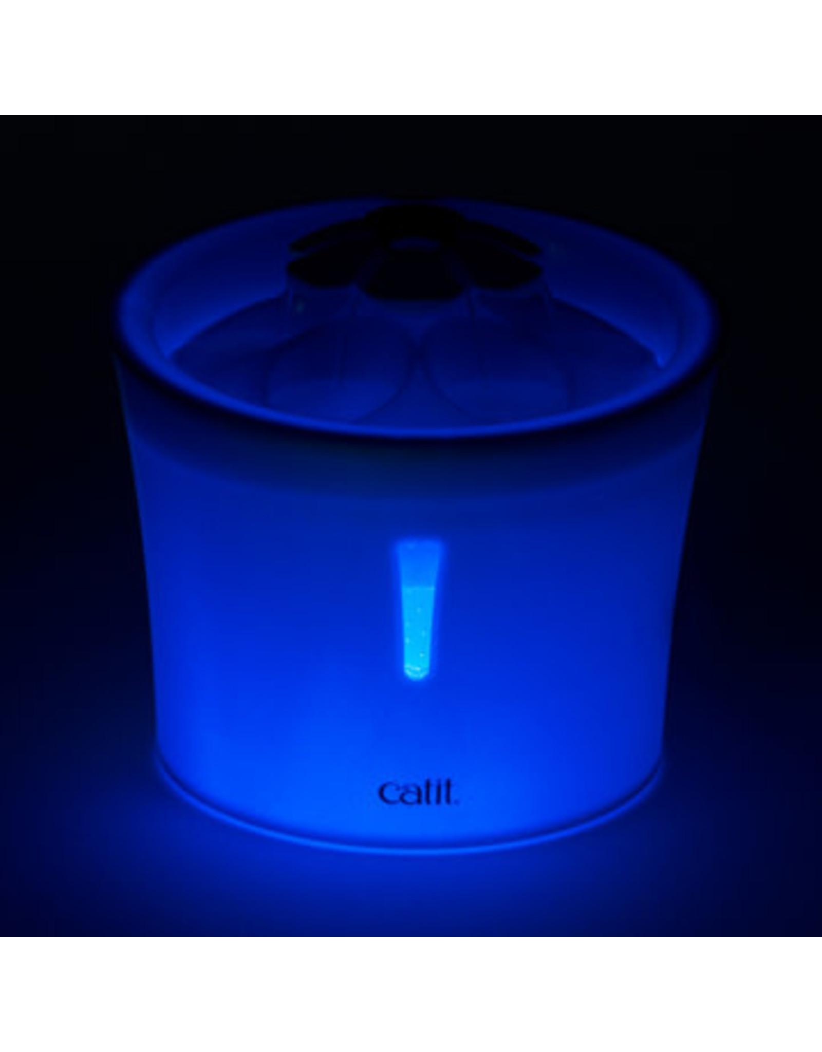 CT - Catit 2.0 Catit 2.0 Flower Fountain, w LED Light